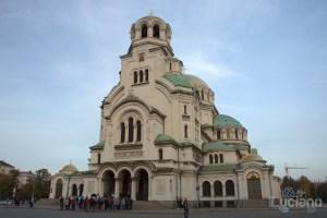 "Chiesa Aleksandar Nevski -  Hram-Pametnik SV.Aleksandar Nevski Катедрала ""Свети Александър Невски"""