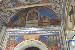affreschi Monastero di Rila, Рилски Манастир, Rilski Manastir - Sofia - Bulgaria