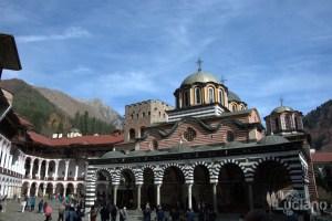 Chiesa Monastero di Rila, Рилски Манастир, Rilski Manastir - Sofia - Bulgaria