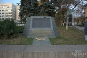 monumento - Sofia - Bulgaria