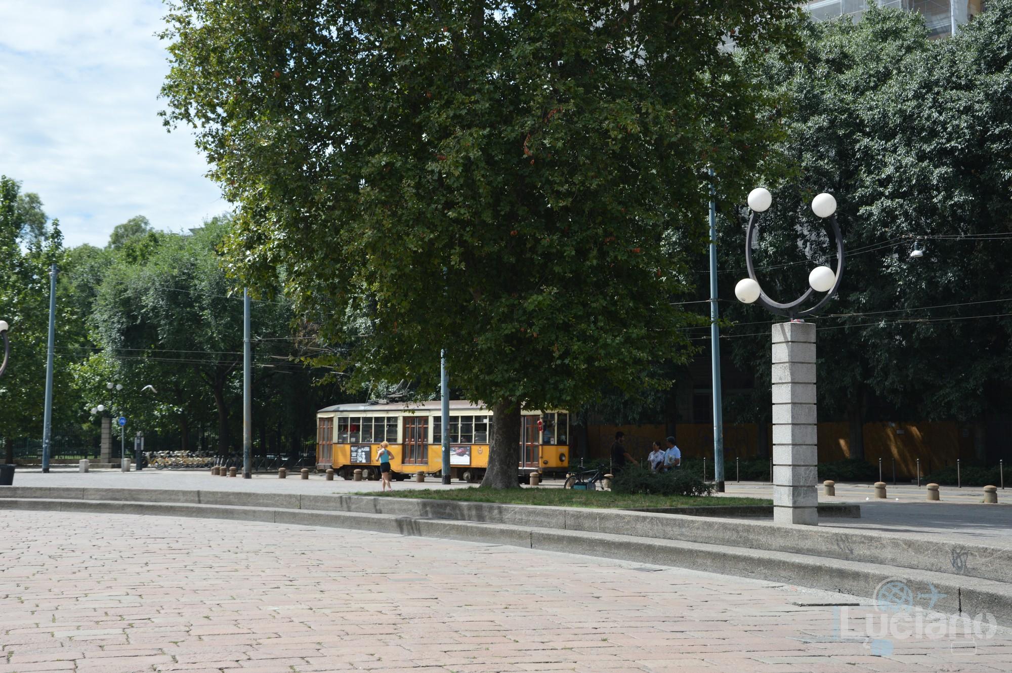 Milano - tram - Lombardia - Italia