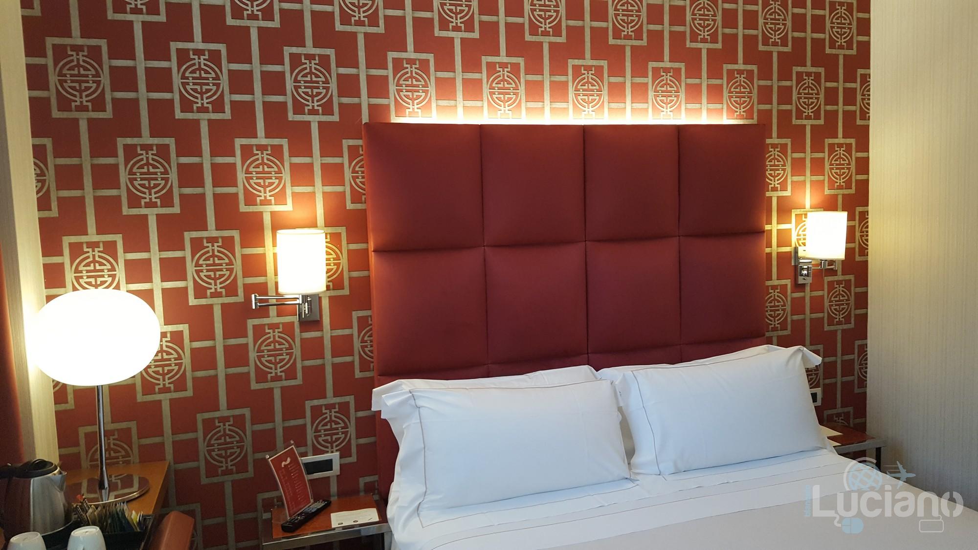 ENTERPRISE Hotel - Milano - dettaglio camera