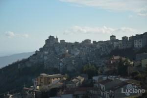 Vista di Petralia Soprana - Palermo - Città della Musica e dell'Arte - I Borghi più belli d'Italia - Borgo più bello d'Italia 2018