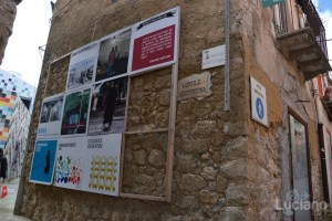 Cortile Bentivegna - Per le vie del Farm Cultural Park a Favara (AG)