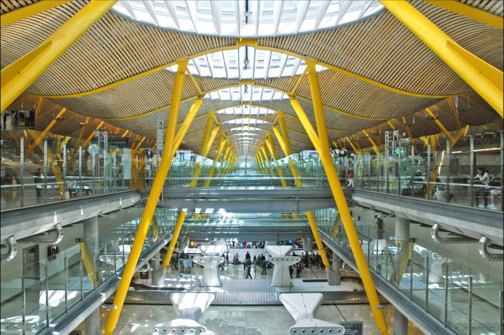 Come andare dall'aeroporto di Madrid (MAD) al centro