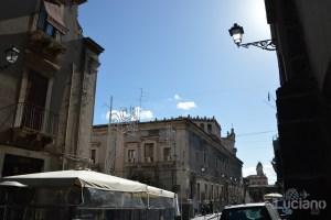 Incrocio Crociferi, durante i festeggiamenti per Sant'Agata 2019 - Catania (CT)