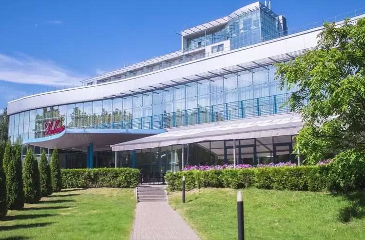 Bellevue Park Hotel Riga - struttura