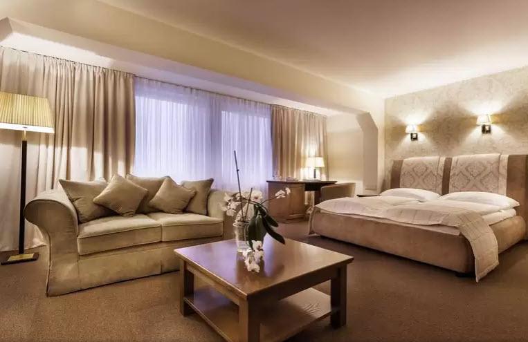 Bellevue Park Hotel Riga - camera