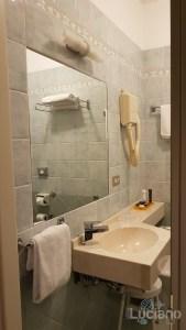 Hotel - Mozart - Milano - Camera singola - Bagno