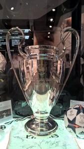 UEFA Champions League - Coppa - Barcellona - Adidas Store - Spagna