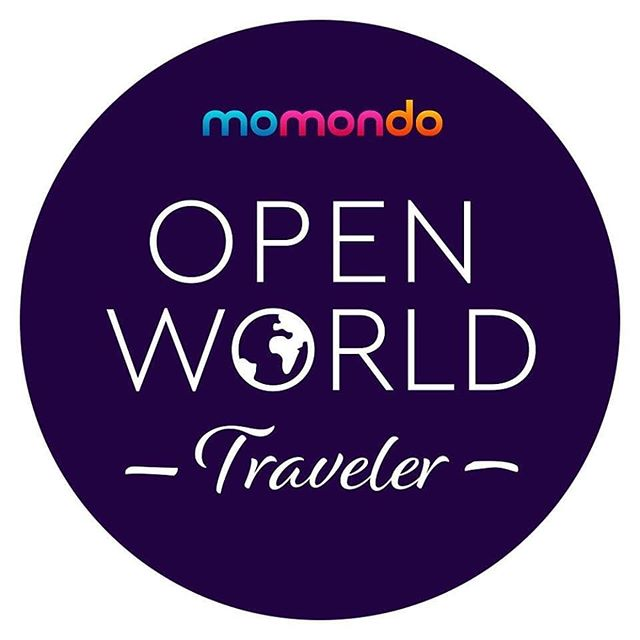 momondo open world traveler - logo
