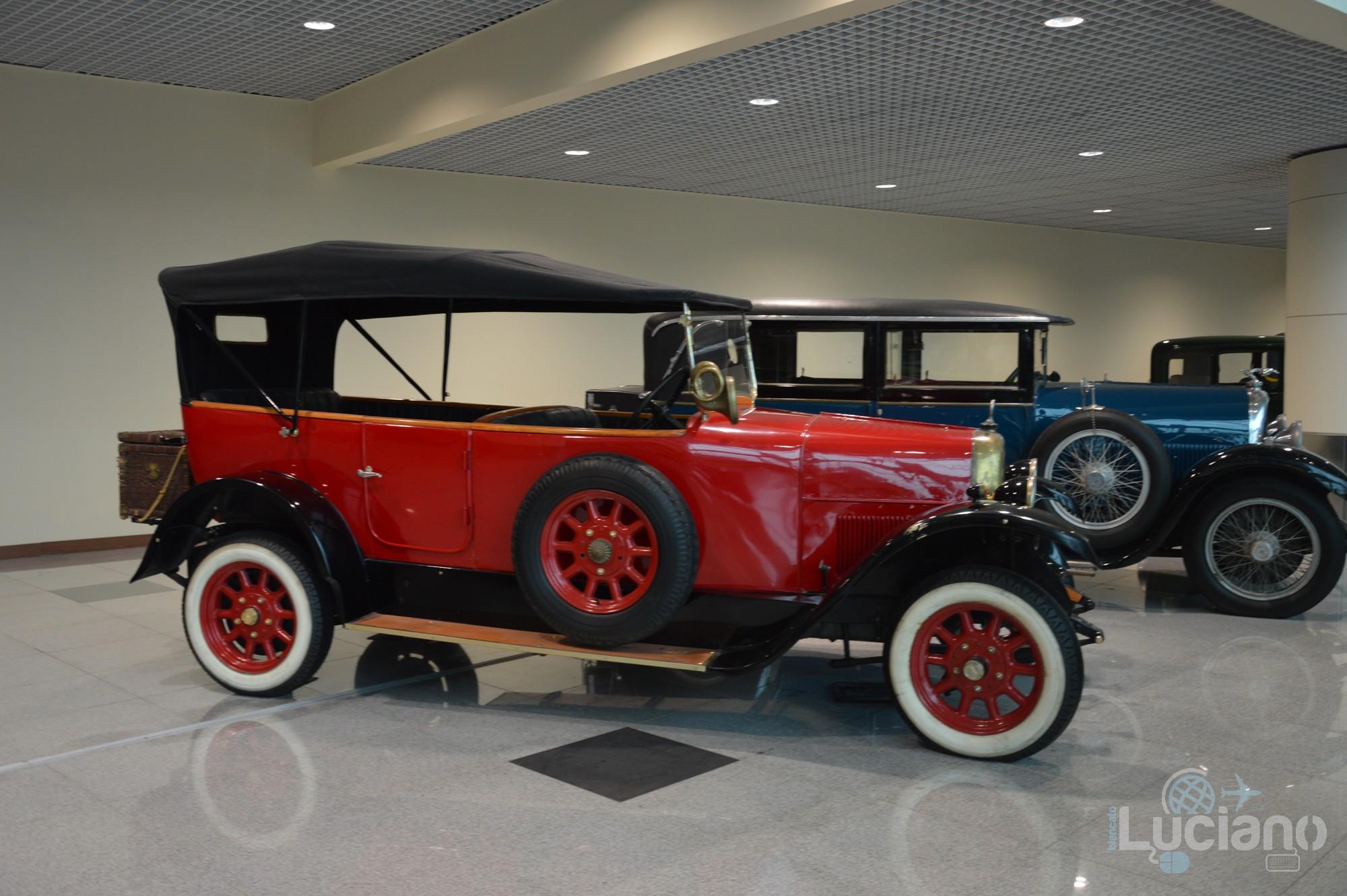 Fiat Valencia 505 del 1919