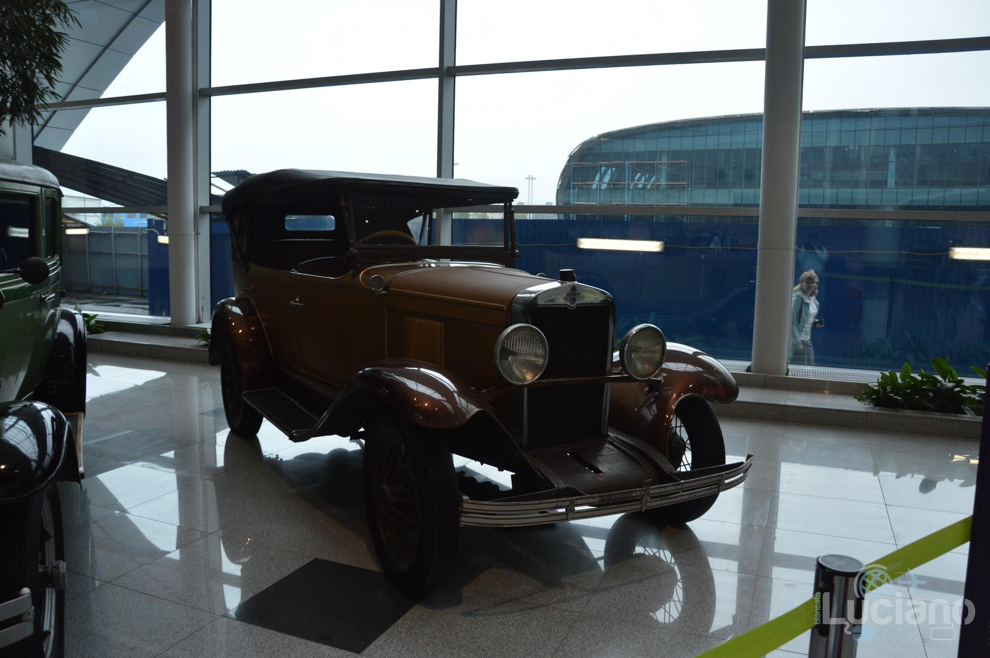 Chevrolet AC Open Tourer del 1929