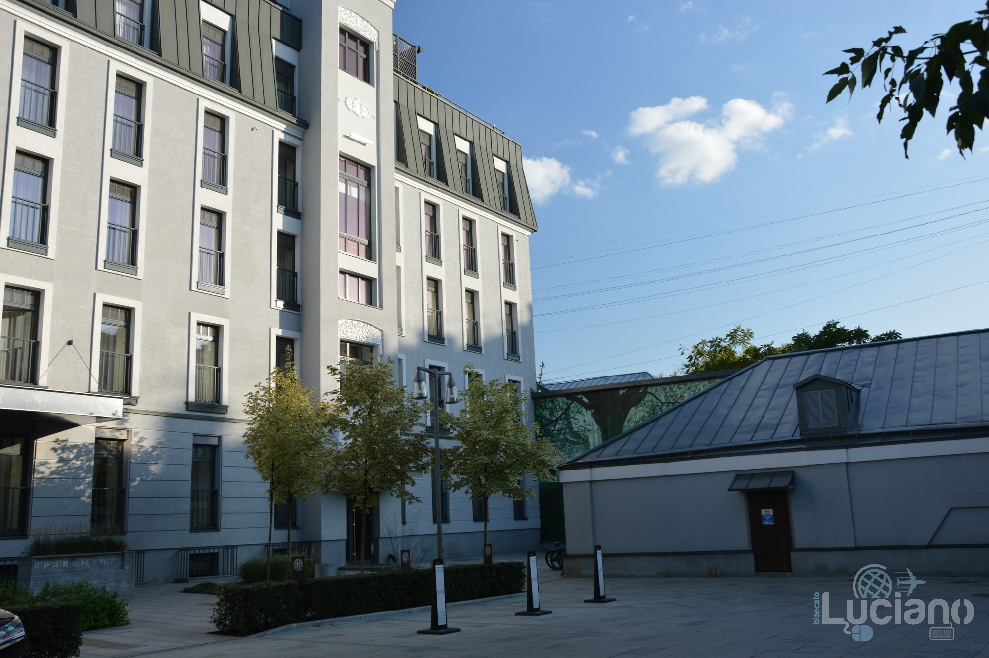 Moss Boutique Hotel - Mosca - Russia