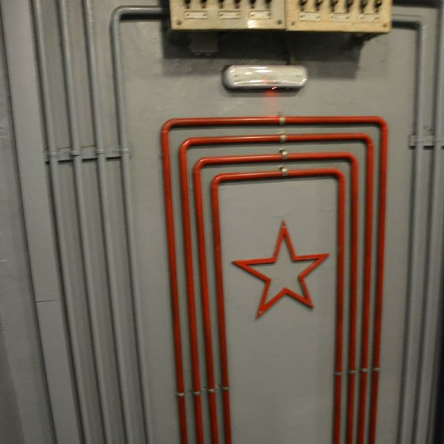 Inside bunker 42 moscow#moscow #russia #bunker #like #moscowcity #urss #mosca #summer #instagram #comunismo #war #follow #Russian #Russia #music #camry #thexeon #art #travel #instagood #beautiful #travel #msk #m #aeroflot #life #putin #photo #style #pobeda - from Instagram