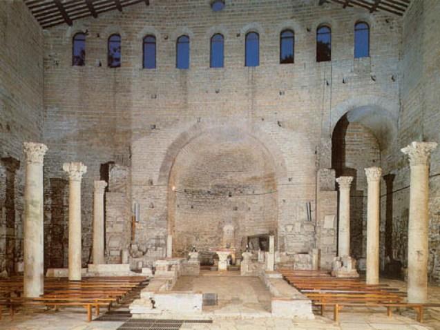 Catacombe di Domitilla