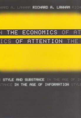 Economia dell'attenzione e società dell'informazione