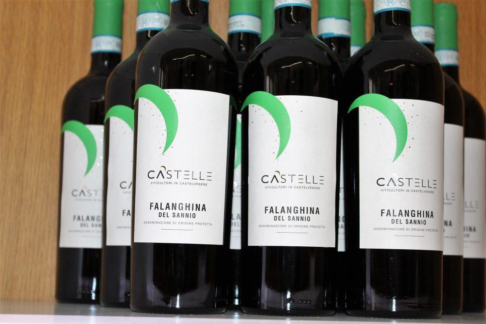 Cantina Castelle - Falanghina del Sannio DOP