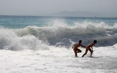 Come giocare con le onde grosse