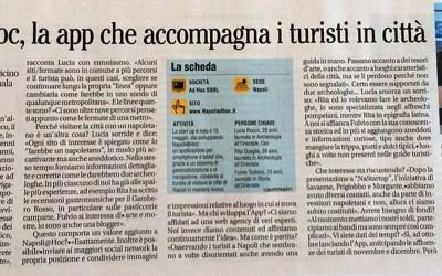 Napoli@Hoc: l'intervista