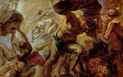 La Caduta dei Titani (ovvero il colosso dai piedi d'argilla)
