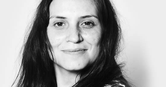 Una sorridente Violeta Parra