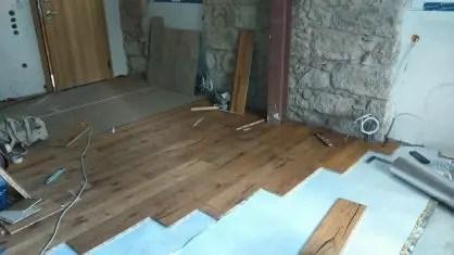 Opzioni di pavimenti in laminato
