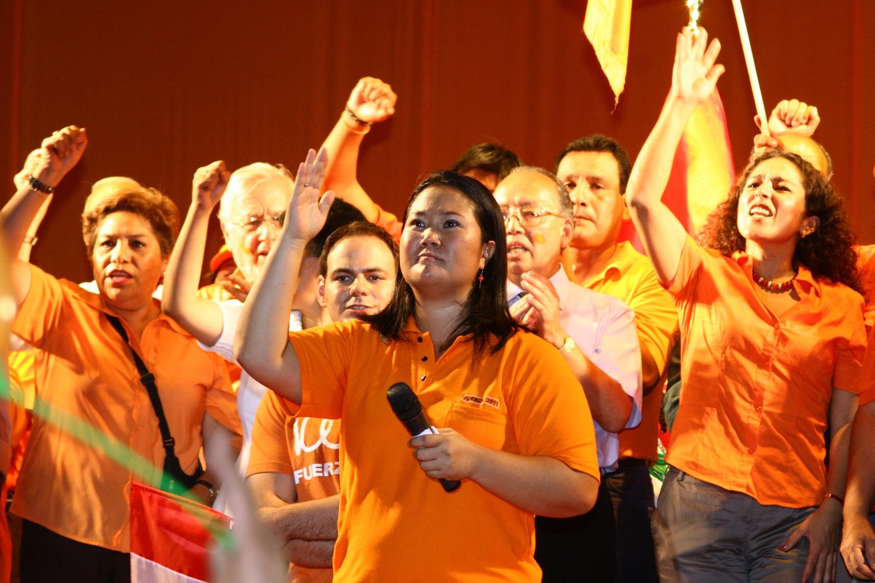 Allanan casas de supuestos falsos aportantes en San Martín — Fuerza Popular