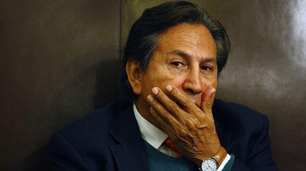 Oficializan aprobación de solicitud de extradición — Alejandro Toledo