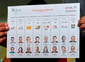 ecuador elecciones