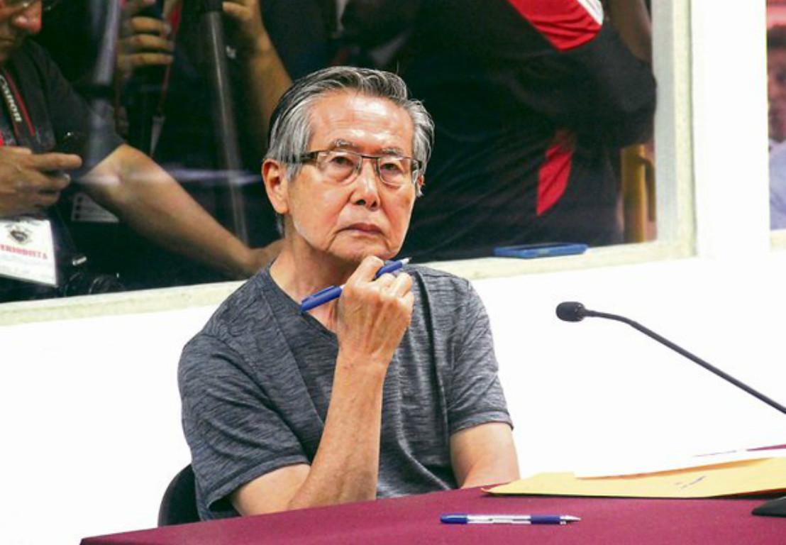 Alberto Fujimori presentó pedido para conmutar su pena de 25 años