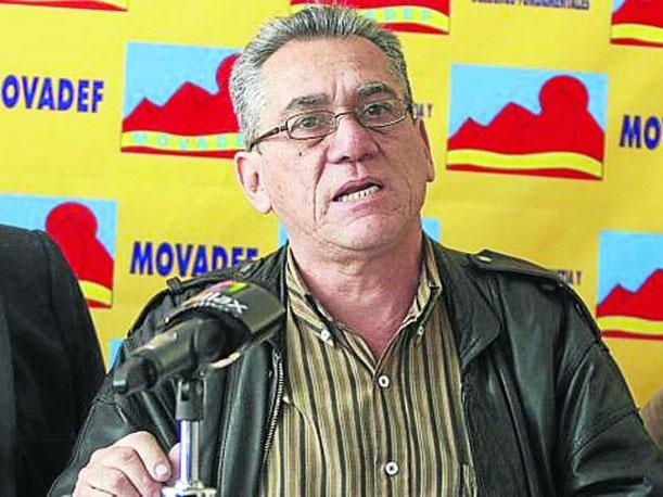 Fiscalía pide 25 años de prisión para integrantes de Movadef