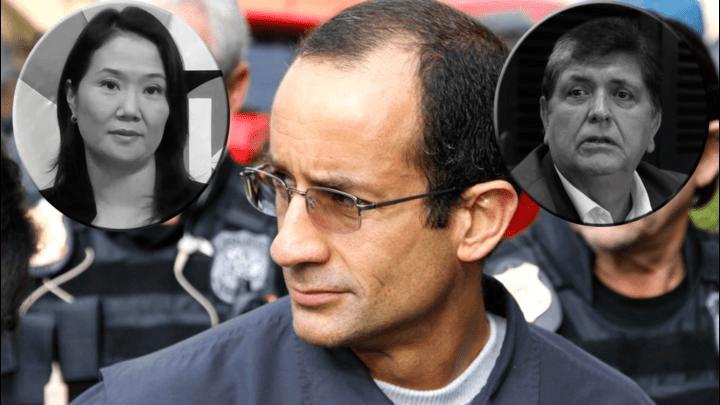 Marcelo Odebrecht: Reconoció que apoyó a Toledo, Alan, Humala y Keiko