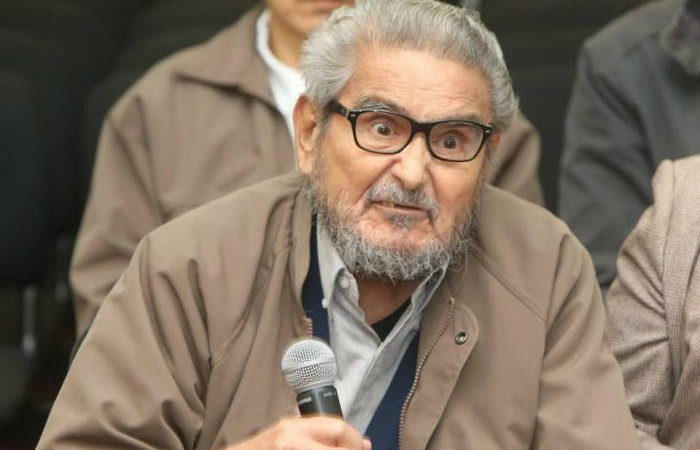 PJ evalúa sanción a Abimael Guzmán por amenaza a procuradora