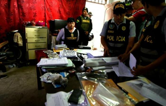 Interior: Desbaratan banda criminal liderada por alcalde de Santa Rosa