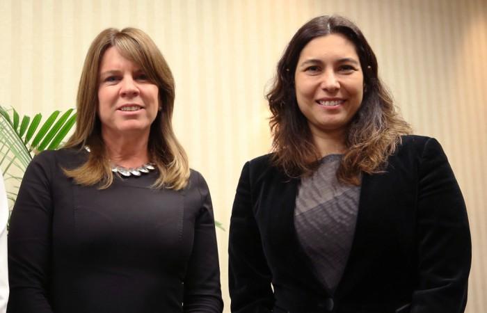 PPK confundió la cartera de Cayetana Aljovín en la juramentación