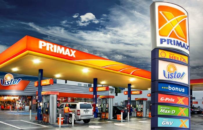 Primax concreta la compra de cadena de grifos Pecsa