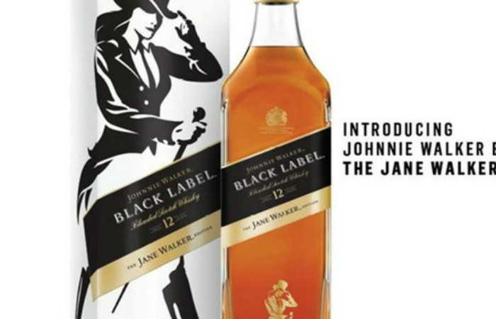 Diageo lanzará Jane Walker para invitar a más mujeres a beber whisky