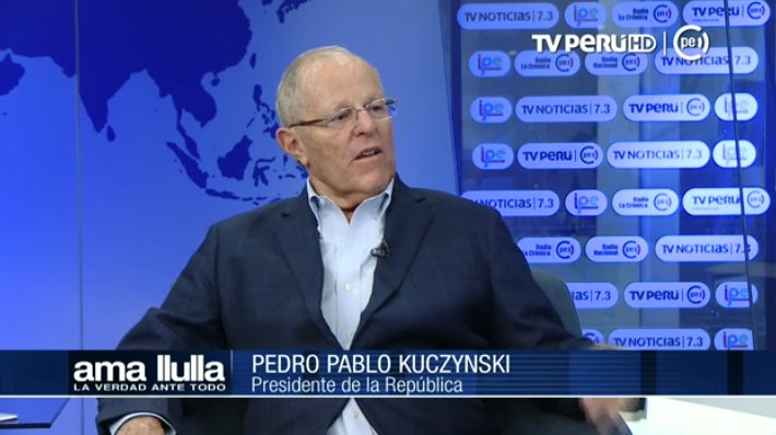 Segundo intento para destituir a Kuczynski