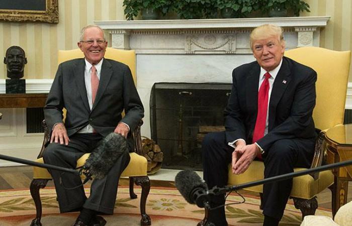 Donald Trump asistirá a la Cumbre de las Américas en Lima