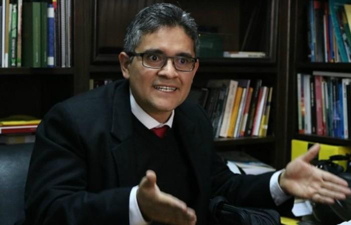 Ministerio Público alerta sobre noticia falsa de fiscal — José Domingo Pérez