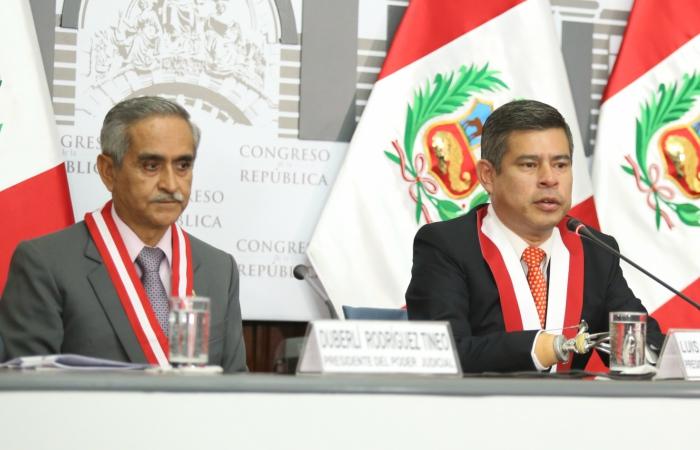 Espero que el Congreso colabore y permita trabajar — Duberlí Rodríguez