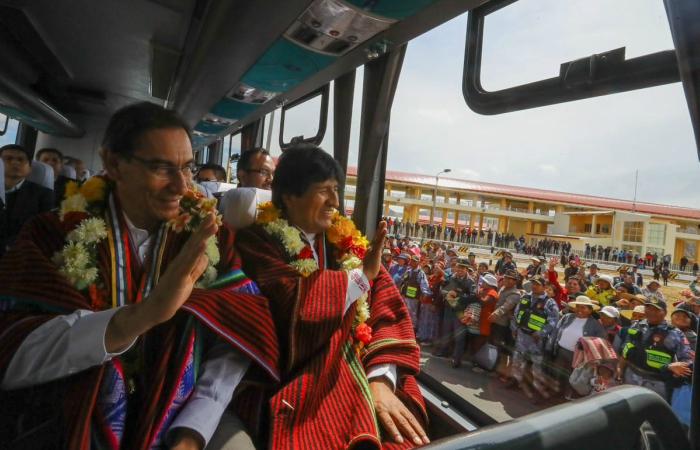 Perú y Bolivia evalúan estudios para Corredor Ferroviario Bioceánico