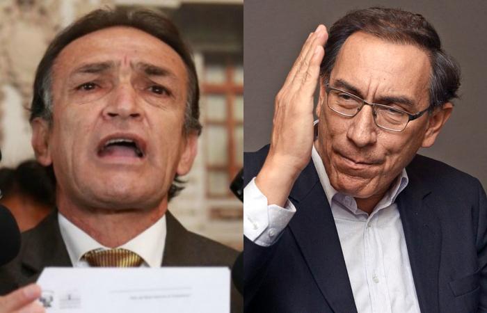 Renunció el ministro de Justicia Salvador Heresi