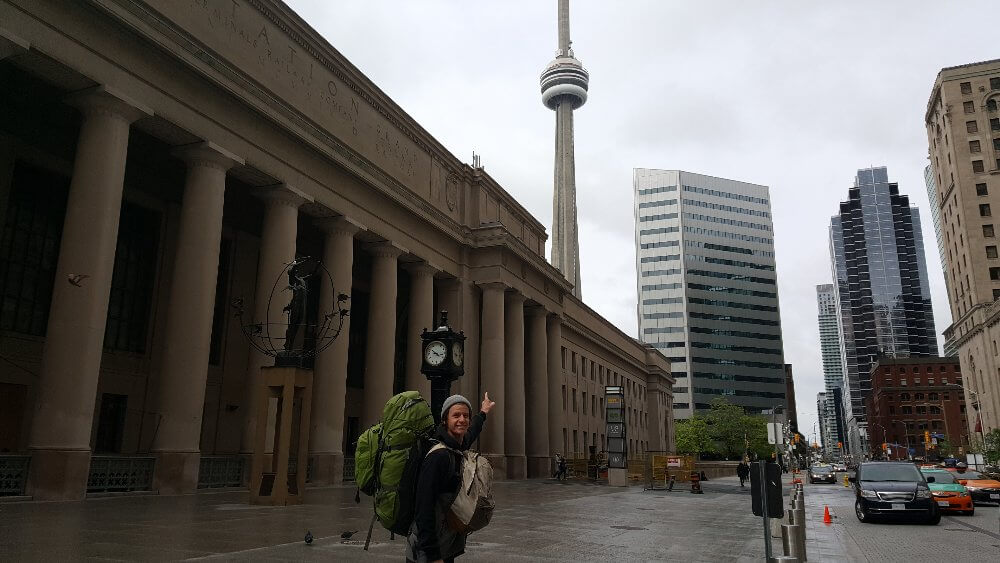 Hops, Sharks & The Concrete Tower, A Day In Toronto