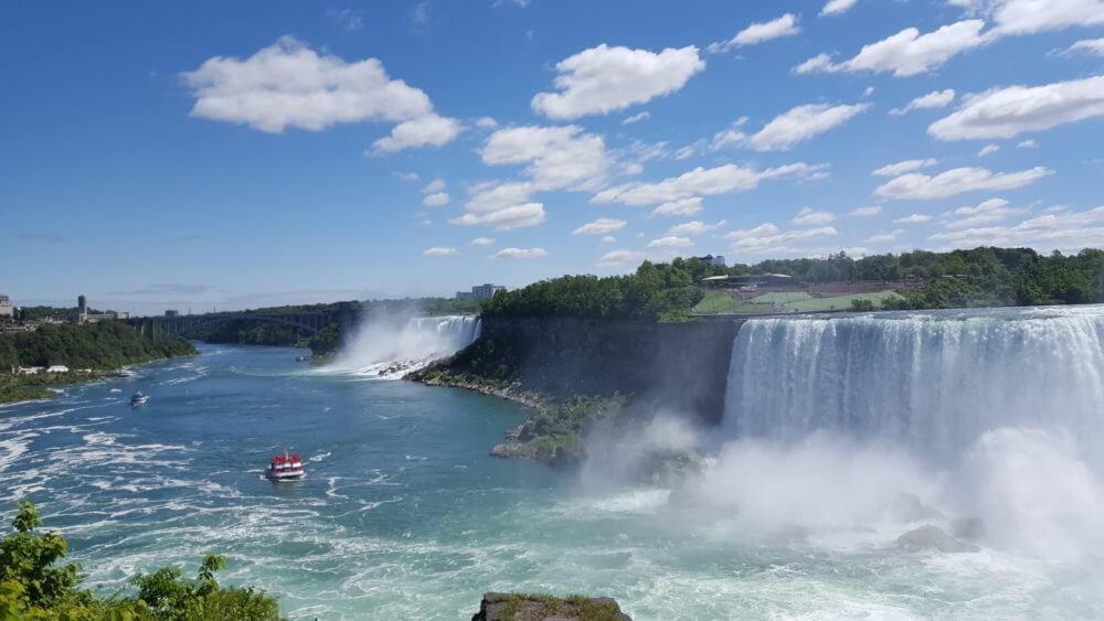 Theme Park Adventures in Niagara Falls