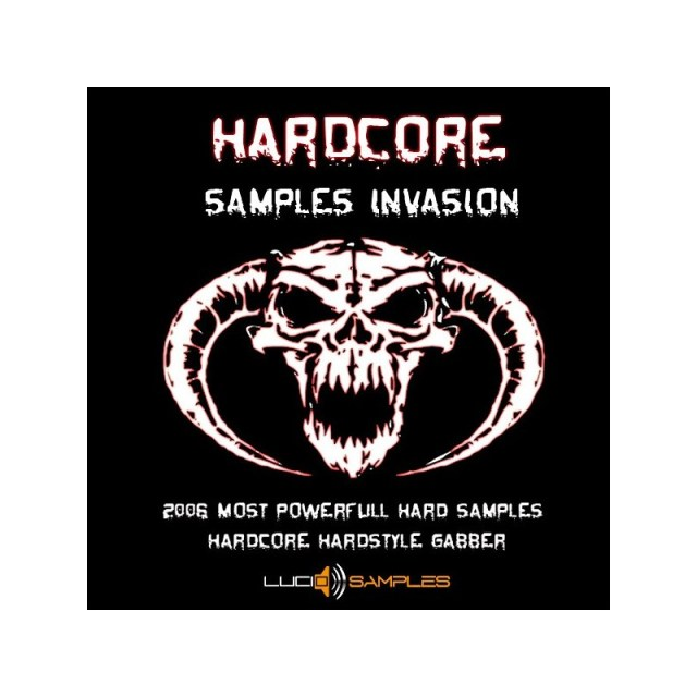 26 00 Hardcore Samples Invasion