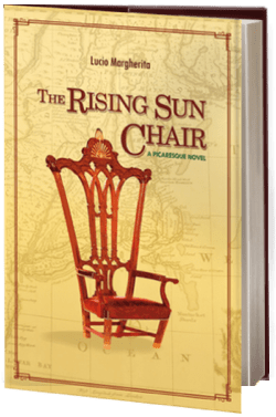 The Rising Sun Chair - the book