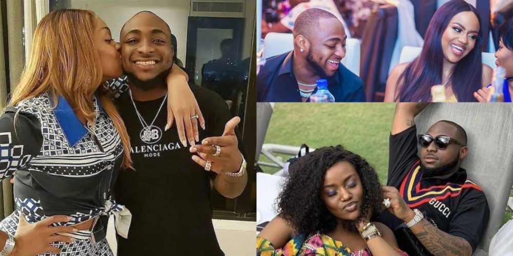 Davido excited to see his 'Wife' after almost 2 months