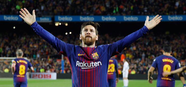 Lionel Messi tops List of the 10 Highest-paid Footballers in the World (Full List)